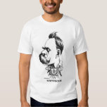 Camiseta de Nietzsche Remeras