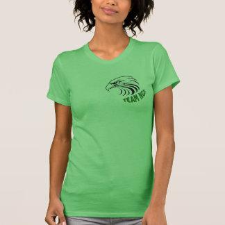 Camiseta de Nigeria del equipo de mujeres