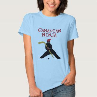 Camiseta de Ninja del canadiense Remera