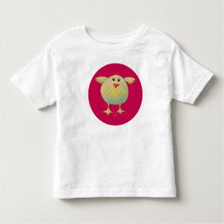 Camiseta de niño talla 2 con pajarito pajariko