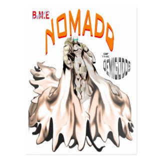 Camiseta de Nomadd Postales