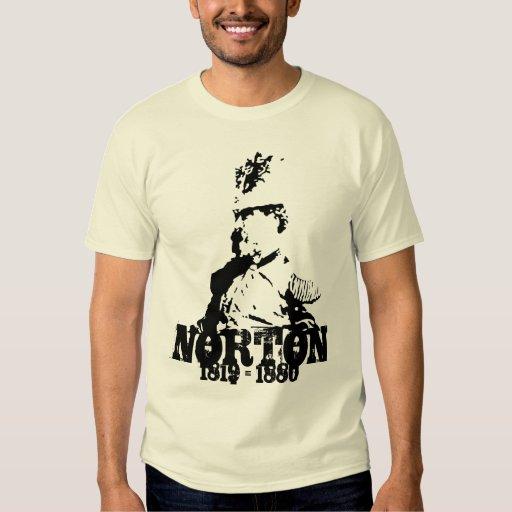 Camiseta de Norton I del emperador Playera