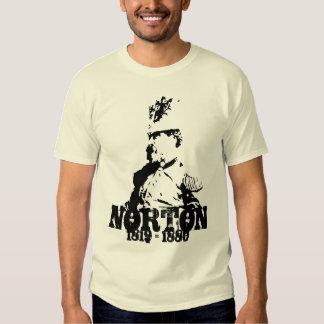 Camiseta de Norton I del emperador Playeras