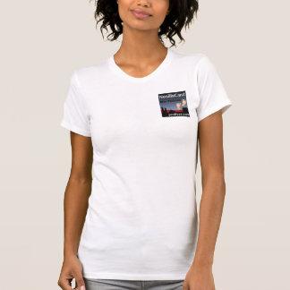 Camiseta de NosillaCast de las mujeres Playeras