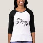 Camiseta de Novia del La Remera