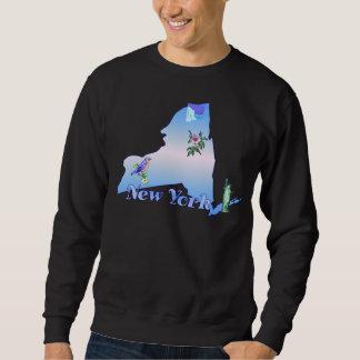 Camiseta de Nueva York Sudaderas Encapuchadas