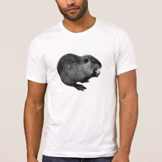Camiseta de Nutria Playera