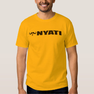 Camiseta de Nyati Playera