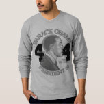 Camiseta de Obama 44 Playeras