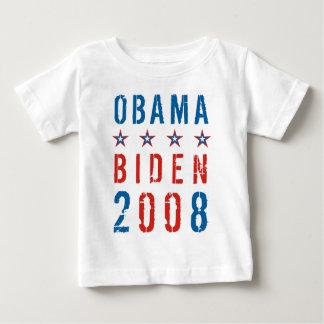 Camiseta de Obama Biden 2008