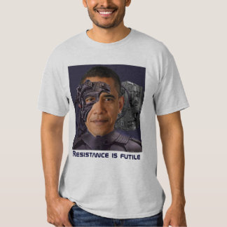 Camiseta de Obama Borg Remera