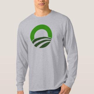 Camiseta de Obama del irlandés Camisas