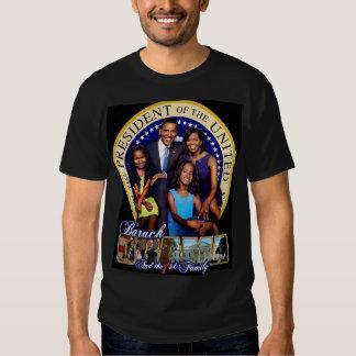 Camiseta de Obama Poleras