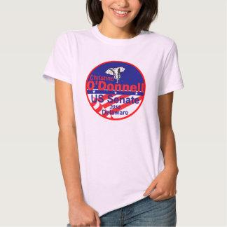 Camiseta de O'Donnell Delaware Playera