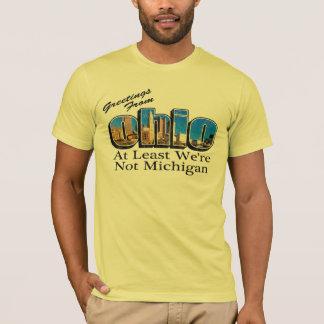 camiseta de Ohio
