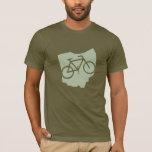 Camiseta de Ohio de la bicicleta