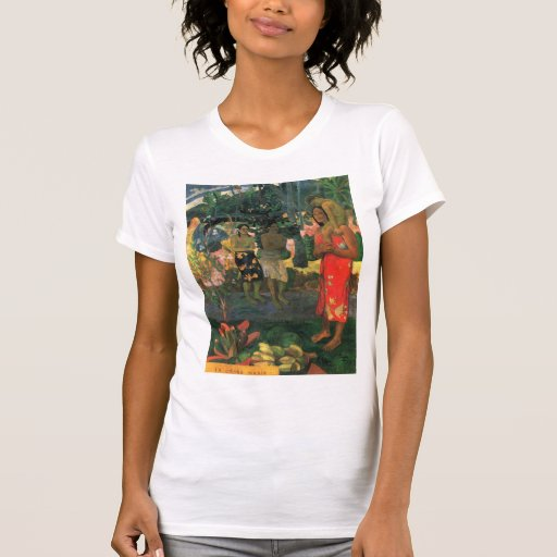 """""""Camiseta de Orana Maria"""" - Paul Gauguin del La"""