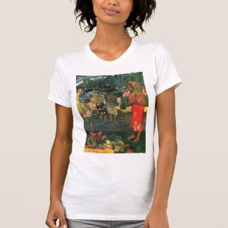 """""""Camiseta de Orana Maria"""" - Paul Gauguin del La Remera"""
