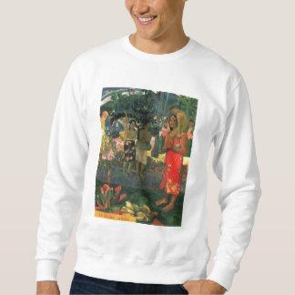 """""""Camiseta de Orana Maria"""" - Paul Gauguin del La Sudadera Con Capucha"""