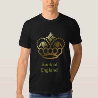 Camiseta de oro de la corona - Banco de Inglaterra Remera