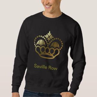 Camiseta de oro de la corona - fila de Saville Suéter