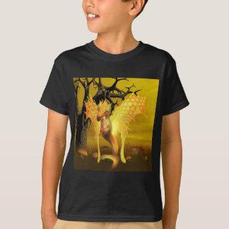 Camiseta de oro de la juventud del dragón