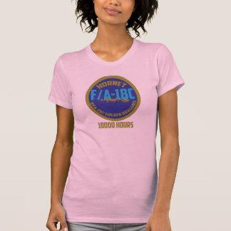 Camiseta de oro de las mujeres de los dragones del