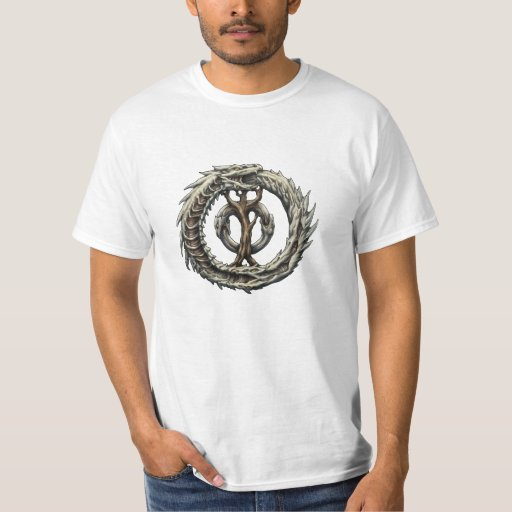 Camiseta de Ouroboros Playeras