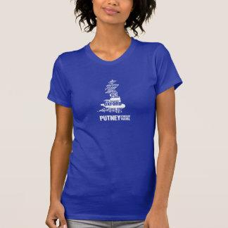 Camiseta de Oxford de la Pre-Universidad en colore