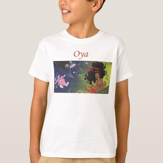 Camiseta de Oya