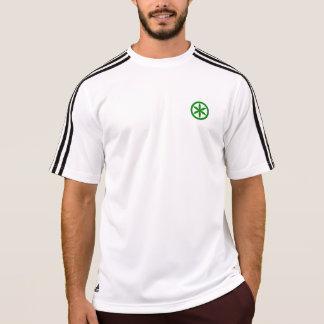 Camiseta de Padania Adidas de los hombres Playeras