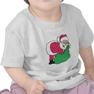 Camiseta de Papá Noel