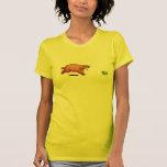 Camiseta de Papo y de Yo - monstruo y rana Polera