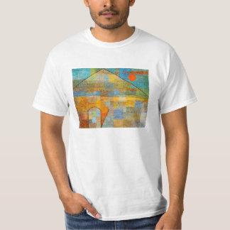 Camiseta de Parnassum del anuncio de Paul Klee