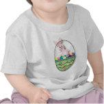 Camiseta de Pascua del bebé