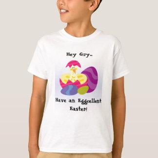 Camiseta de Pascua para los muchachos