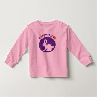Camiseta de Pascua Playera De Manga Larga De Niño