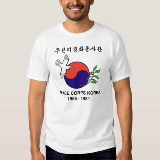 Camiseta de PCK Tagless (colores claros) (S-6X) Playeras