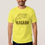Camiseta de Pescado Playeras