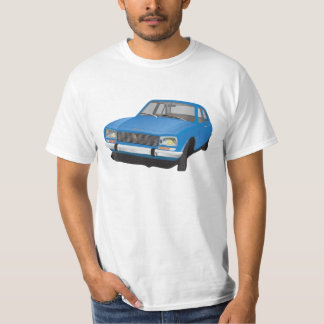 Camiseta de Peugeot 504 (azul) Polera
