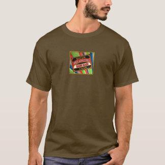 Camiseta de Philadelphia de los cigarros de Bayuk