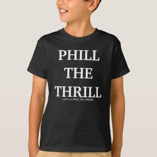 Camiseta de Phill de los niños