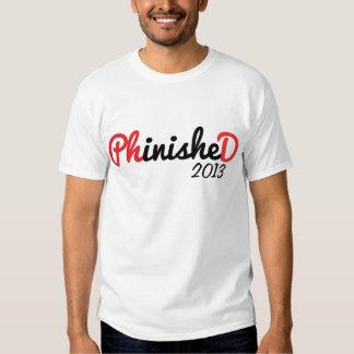 Camiseta de Phinished Playera