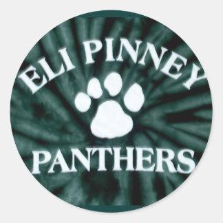Camiseta de Pinney Spiritwear en el pegatina
