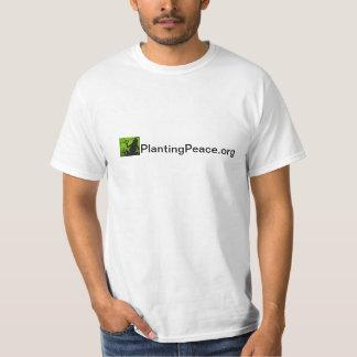 camiseta de PlantingPeace.org Remera