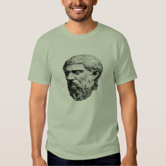 Camiseta de Platón Playera