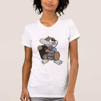 Camiseta de Platypi de la enfermera