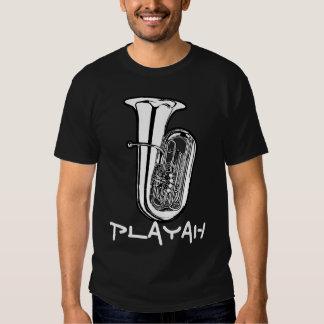 Camiseta de Playah de la tuba (jugador) - Camisas