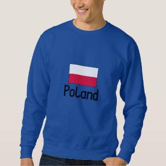 Camiseta de Polonia Suéter