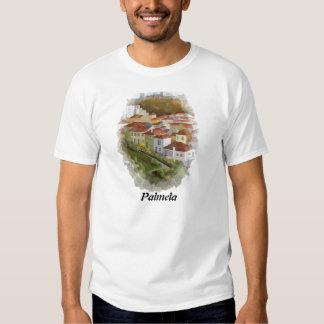 Camiseta de Portugal Playeras